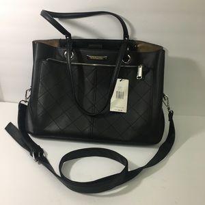Steve Madden black blenney bag
